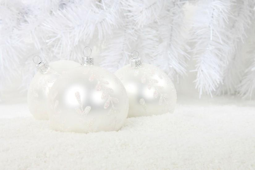 Wallpapers For > White Christmas Background Images