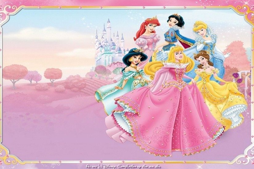 Disney Princess WallPaper HD - IMASHON.COM
