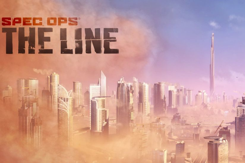 Spec Ops: The Line wallpaper windows (Winfried Thomas