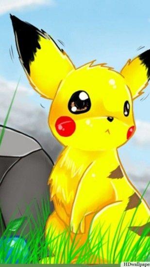 Cute Pikachu Wallpaper Wallpapertag