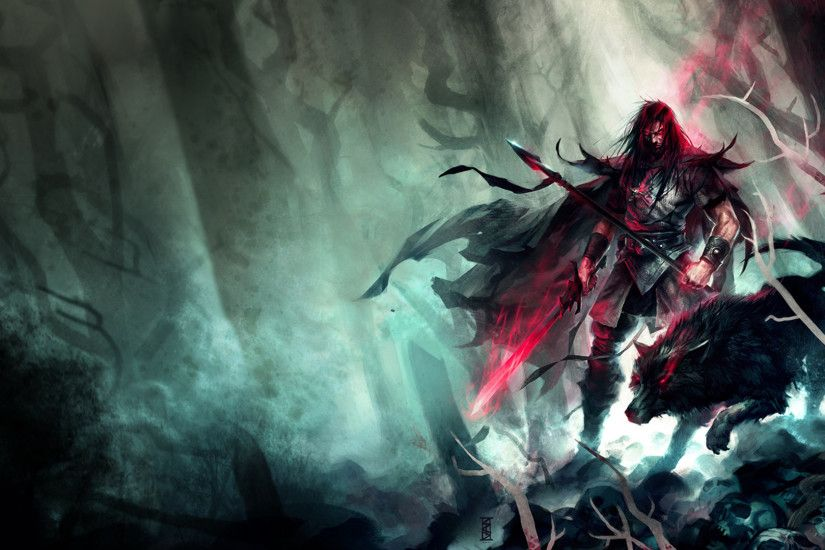 164 Warrior HD Wallpapers | Backgrounds - Wallpaper Abyss ...