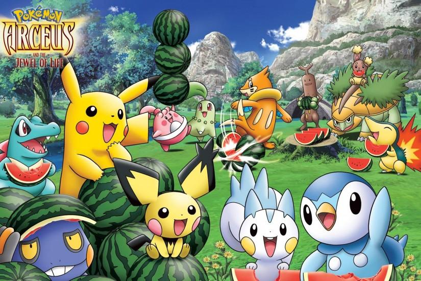 Pokemon desktop wallpapers - Very popular Anime TV show