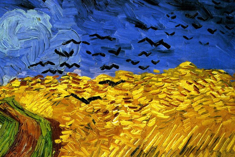 Van gogh Wallpapers and Backgrounds c3kBhH0E