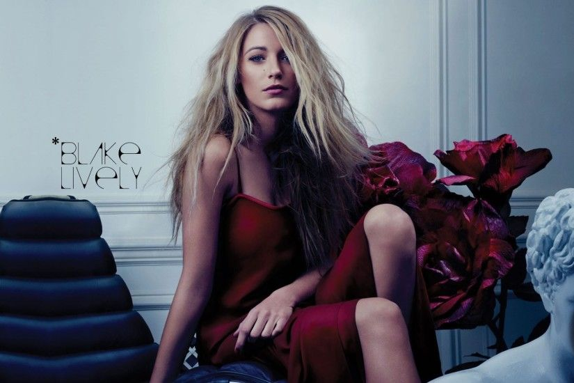 Wallpapers Backgrounds - Wallpapers Hollywood Actress Blake Lively Top  1920x1080