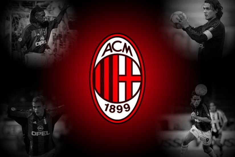 HD Wallpaper AC Milan Club Football