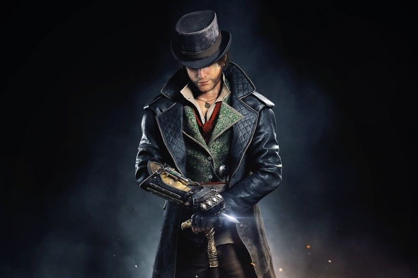 Jacob Fyre Assassins Creed Syndicate