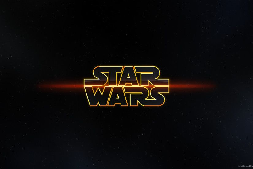Star Wars Logo for 1920x1080