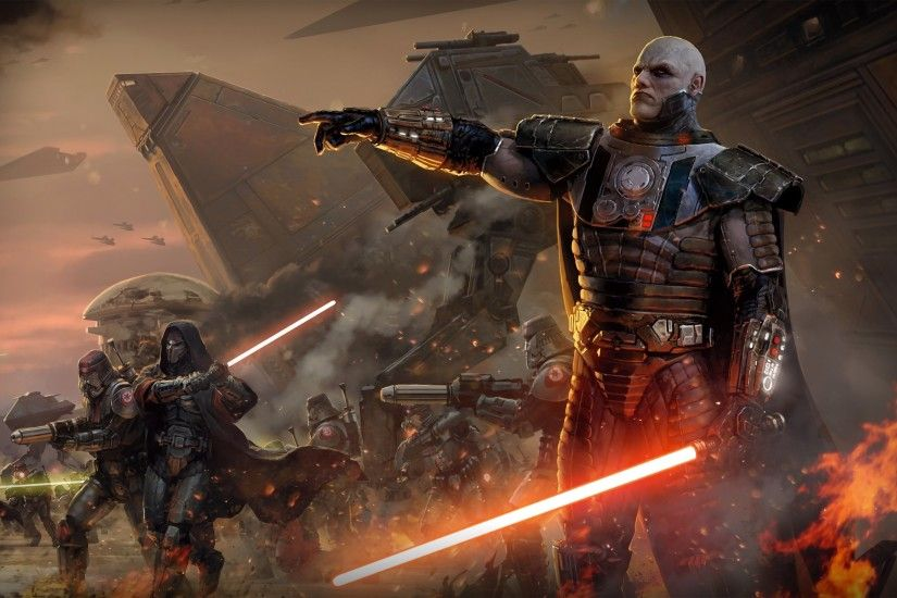 HD Wallpaper | Background ID:320057. 2560x1600 Video Game Star Wars: The  Old Republic