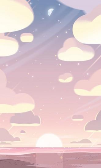 beautiful steven universe wallpaper 1153x1920 large resolution