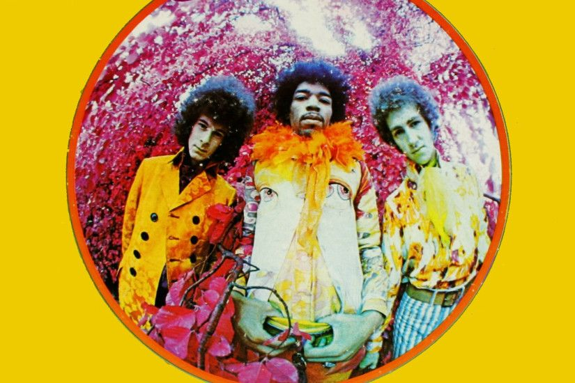 The Jimi Hendrix Experience - Are You Experienced? (1920 x 1080)