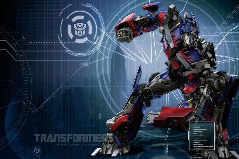 Wallpapers For > Transformers Wallpaper Hd
