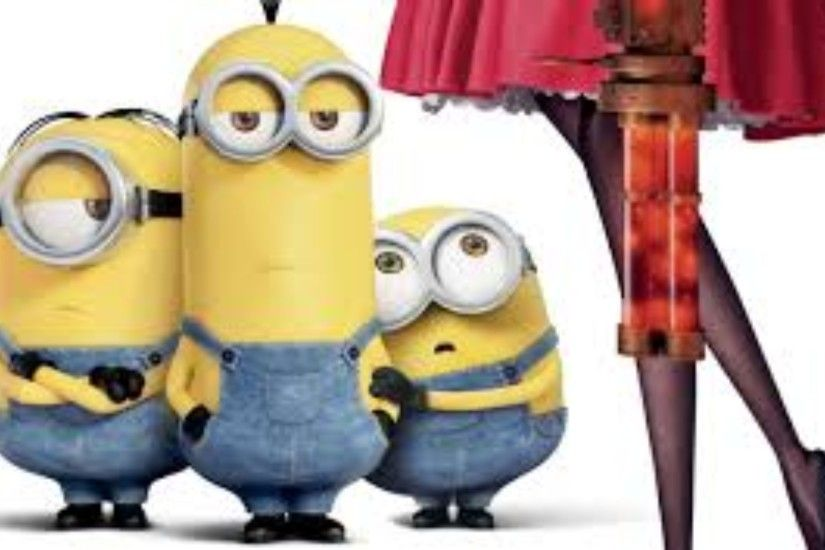 Despicable Me Minion Wallpaper