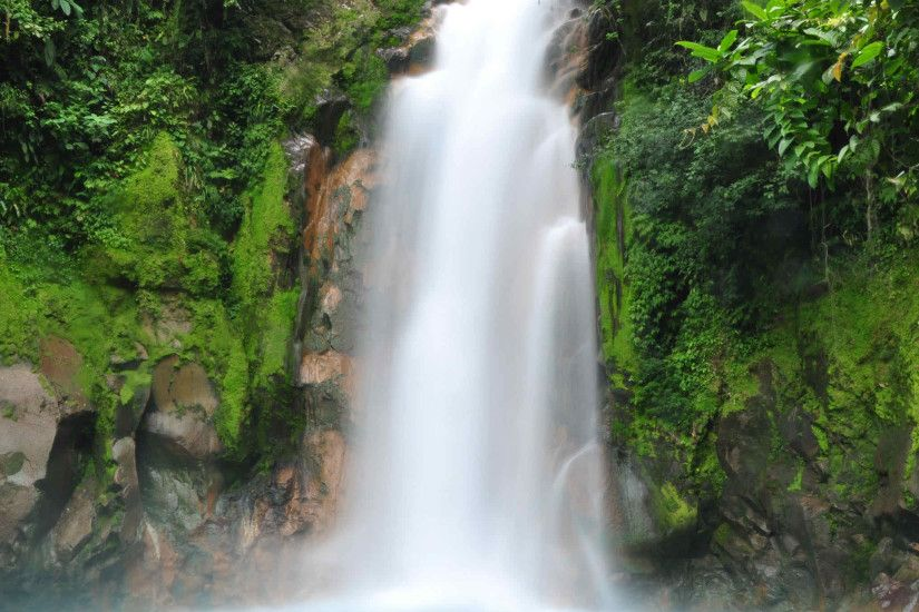 Background Images Of Waterfalls. Costa RicaWaterfall ...