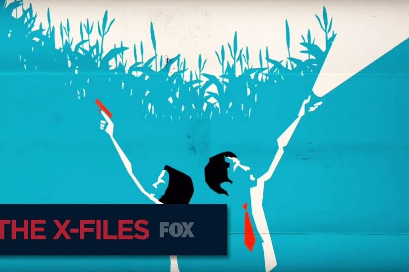 Mulder Wonders if He's Being Told the Truth in a Stylishly Animated Teaser  for the X-Files
