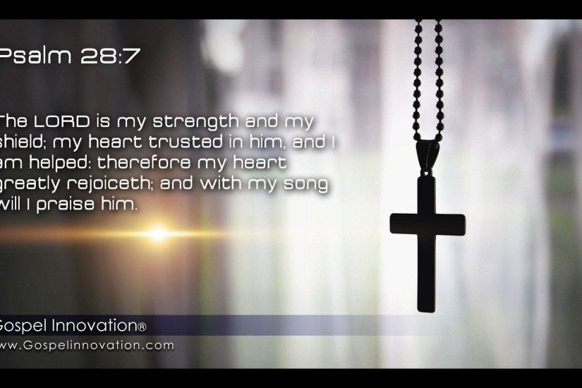 Take a look at the Psalms 28 Gospel Wallpaper! Share this on your .