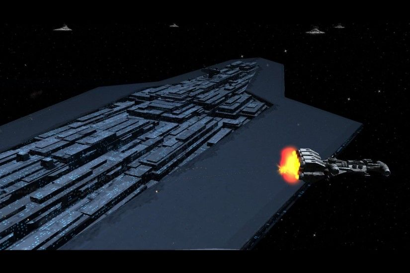 Star Wars Space Images Battle Empire War
