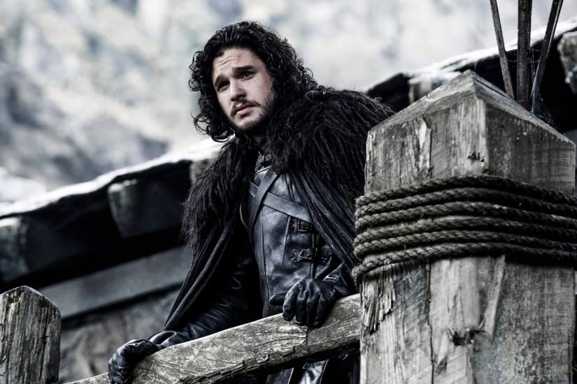 Click Here To Download Jon Snow (Kit Harington) Wallpapers