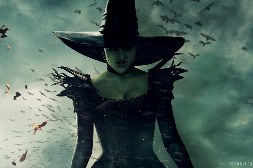 Wicked Witch HD Wallpaper - iHD Wallpapers