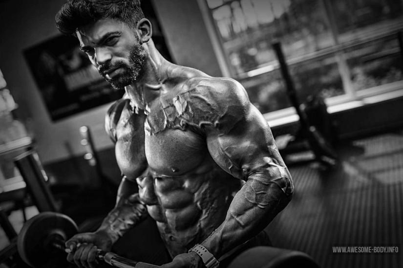 Sergi Constance Gym Wallpaper