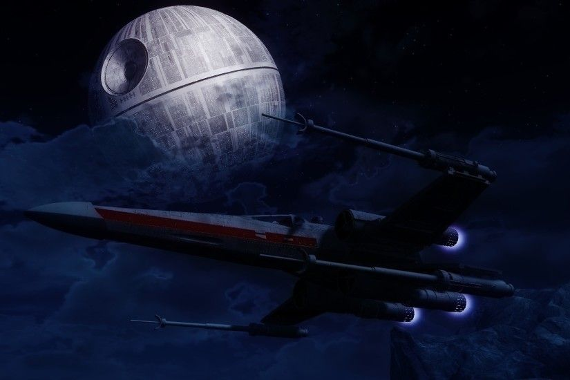 death star ii hd image free