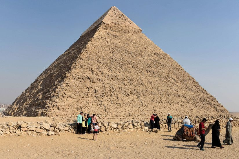 Pyramids of Giza: Technology may unlock secrets of Egypt's Wonder of the  Ancient World | The Independent