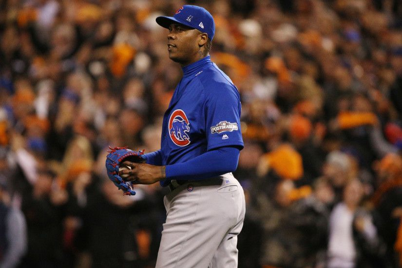 Cubs' Aroldis Chapman told Joe Maddon he was 'ready' to pitch 8th inning -  Chicago Tribune