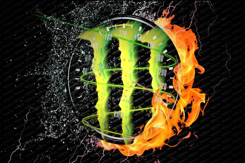 Monster Energy Logo #2236236