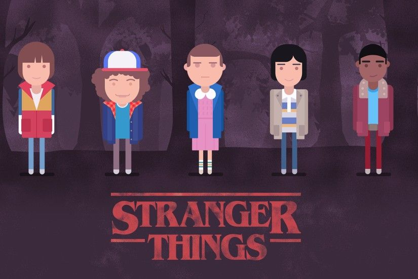 Ultra HD 4K resolutions:3840 x 2160 Original. Description: Download Stranger  Things ...