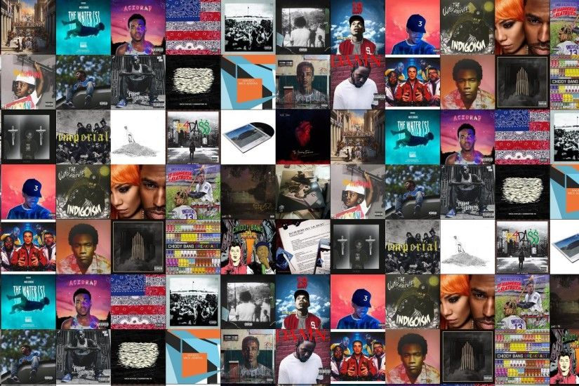 Download this free wallpaper with images of Mick Jenkins – , Logic – , Mick  Jenkins – Water, Chance The Rapper – Acid Rap, Joey Badass – Badass, ...