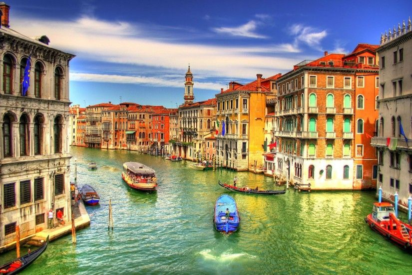 Venice Italy Wallpapers - 2560x1600 - 961827