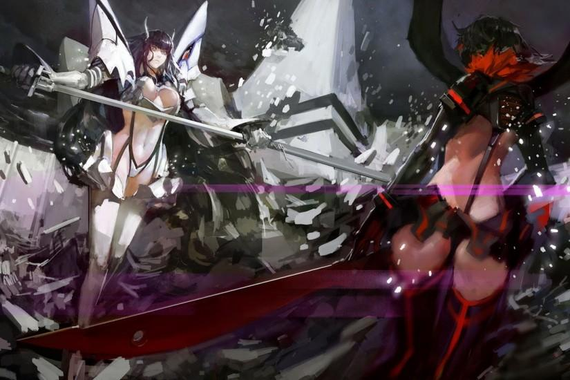 kill la kill wallpaper 1920x1080 720p