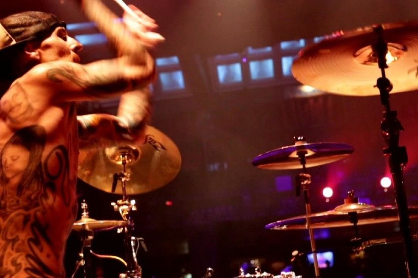 Travis Barker is best known as the drummer for Blink-182. He has done