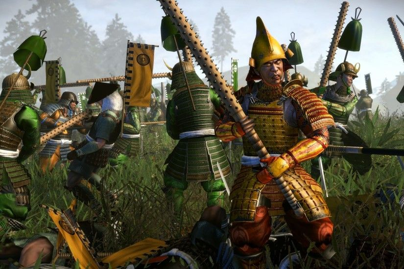 Total War Shogun 2 wallpaper