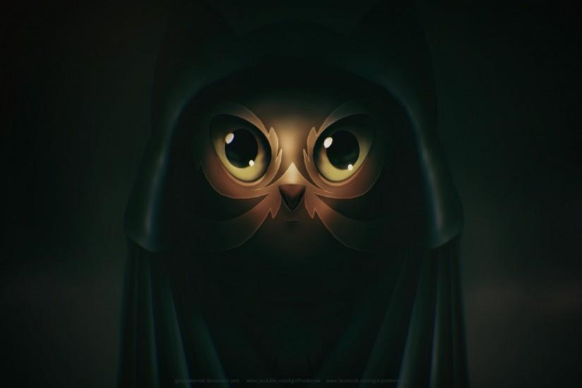Monk cat warrior fighter dark hero mac pc free download wallpaper |  3840x2160 | 649423 | WallpaperUP