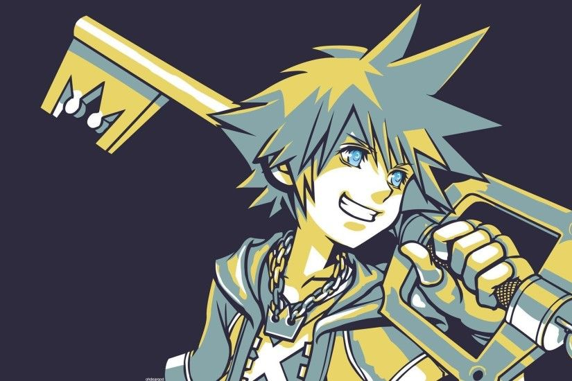 Kingdom Hearts Sora Wallpaper Hd - Viewing Gallery