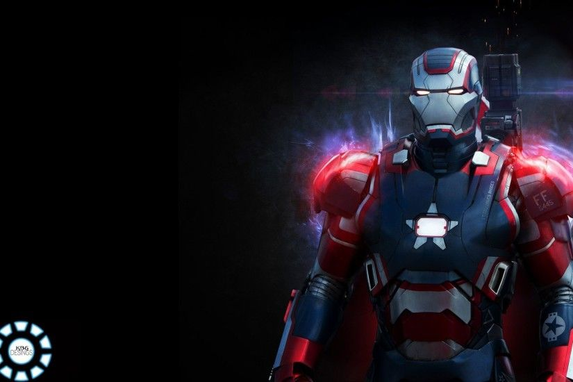 Iron Man HD Desktop Wallpapers for Widescreen