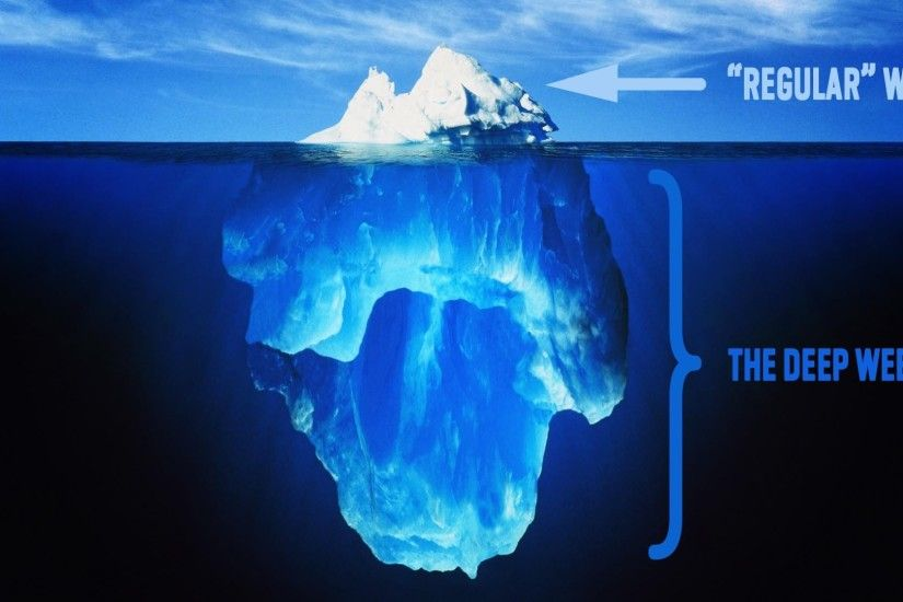 digital art internet deep web typography iceberg ice Arctic melting biology  sea ice arctic ocean