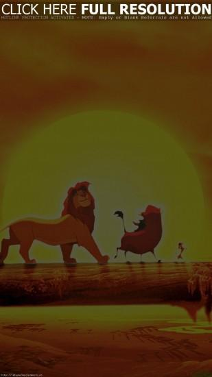 Walt Disney Lion King Anime Art Poster Android wallpaper - Android HD  wallpapers