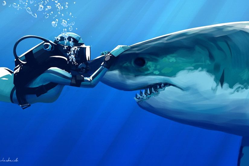 Cool Shark Wallpapers Top 44 Quality Pics