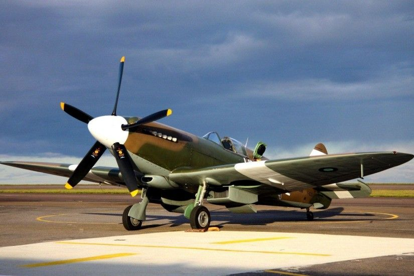 Supermarine Spitfire Wallpapers | HD Wallpapers Early