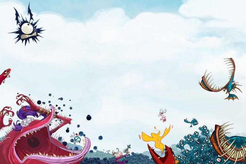 Harrod Murphy - beautiful pictures of rayman origins - 1920x1200 px