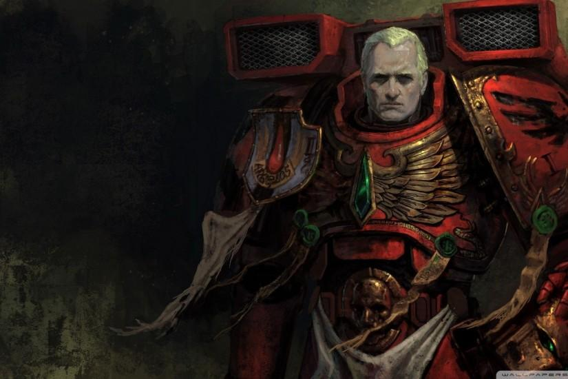 Space Marines Wallpaper : Wallpapers Space Marine Warhammer K ..
