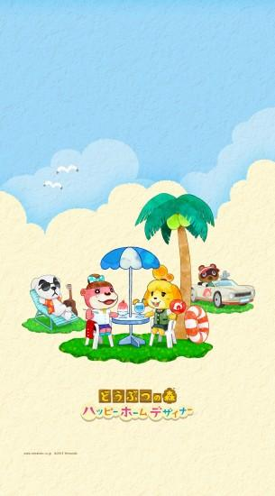 download animal crossing wallpaper 1438x2592