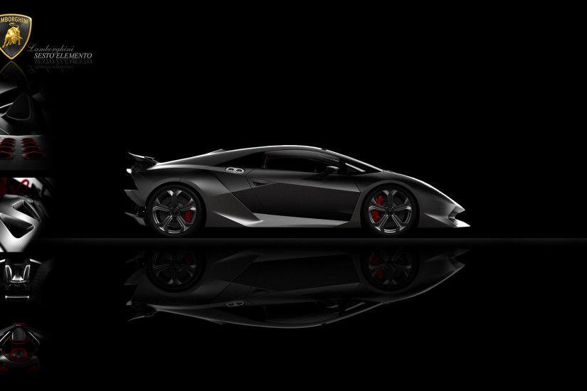 Car, Lamborghini, Lamborghini Sesto Elemento Wallpapers HD / Desktop And  Mobile Backgrounds