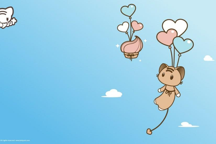 download kawaii background 1920x1080 cell phone