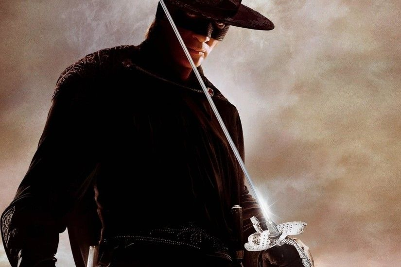 3 The Mask Of Zorro HD Wallpapers | Backgrounds