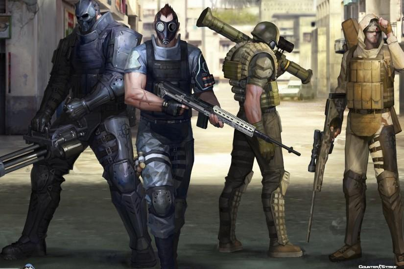 Counter-Strike Online widescreen wallpapers