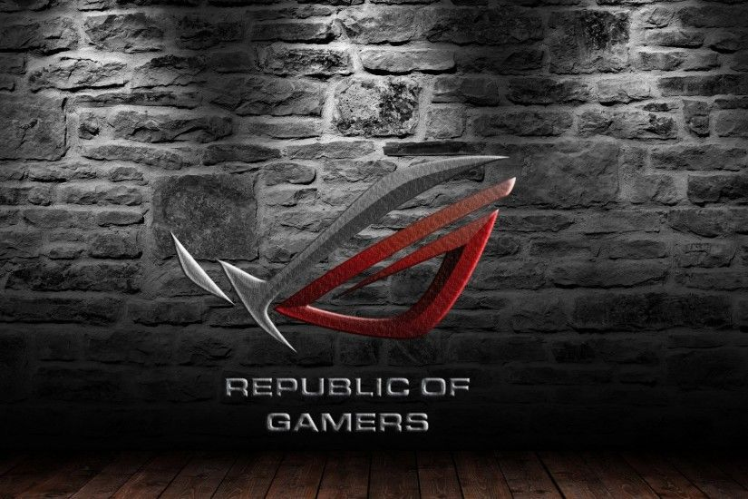 ASUS REPUBLIC GAMERS computer game wallpaper | 1920x1080 | 398223 |  WallpaperUP