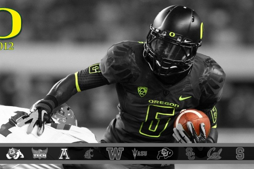 Oregon 2012 Football Schedule wallpaper