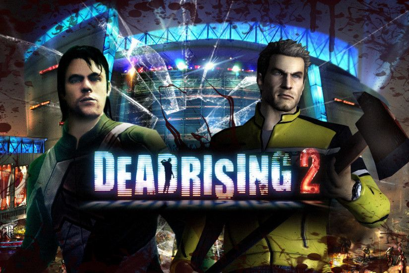 ... Dead Rising 2 - Chuck and Leon wallpaper by SovietMentality